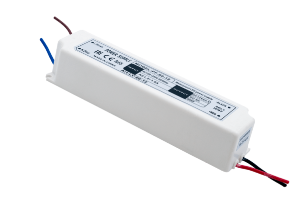 322a85eb0091bc150bcbb49d623a456e 600x400 - Блок Питания для ленты IP 67 пластик 60 W, 12V