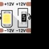 3d630abe672a52b8c21a4ef23f0ba0cd 100x100 - Лента светодиодная стандарт 2835, 100 LED/м, 24 Вт/м, 12В , IP20, Цвет: Нейтральный белый