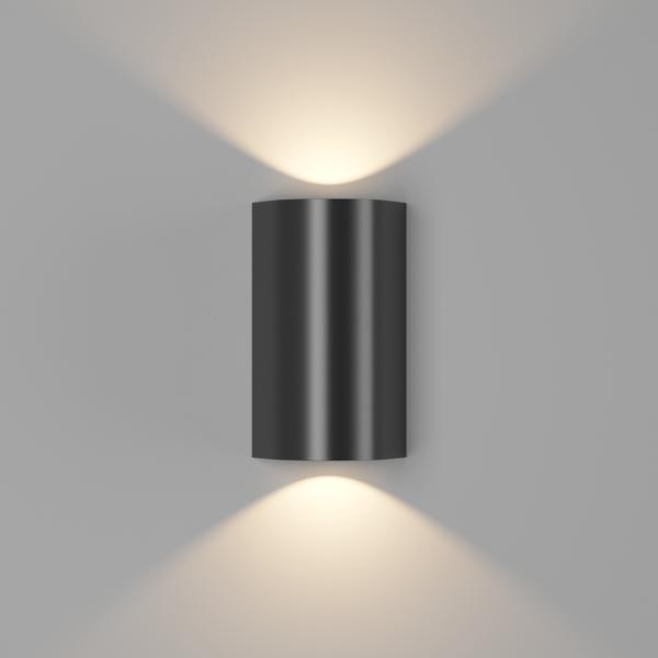46ddf062a5658a8e9286ea2616a848c4 600x600 - Настенный светильник ZIMA-2, черный, 24Вт, 3000K, IP54, LWA0148B-BL-WW