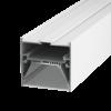 508abf9653a38a0aed837e5ec99a2c71 100x100 - Подвеснойвстр./накладной алюминиевый профиль L9086, белый