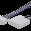 51d6a4720e649de8023abb9ef13fd17c 100x100 - Коннектор для ленты RGB  для подключения к БП (Ш 10 мм, L провода 15 см )