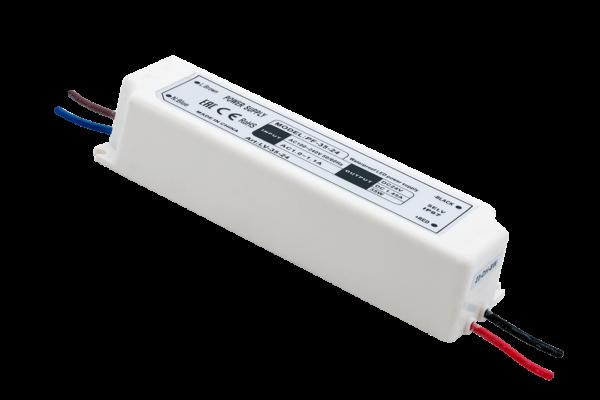 52d40011408ae557c31b10502d99af5b 600x400 - Блок Питания для ленты IP 67 пластик 35 W, 24V