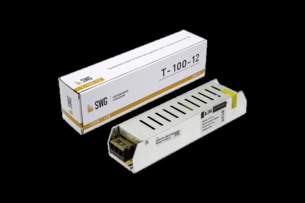 53f48cd7d14ace45b946acd42aef25cd 600x400 - Блок питания компактный (узкий), 100 W, 12V