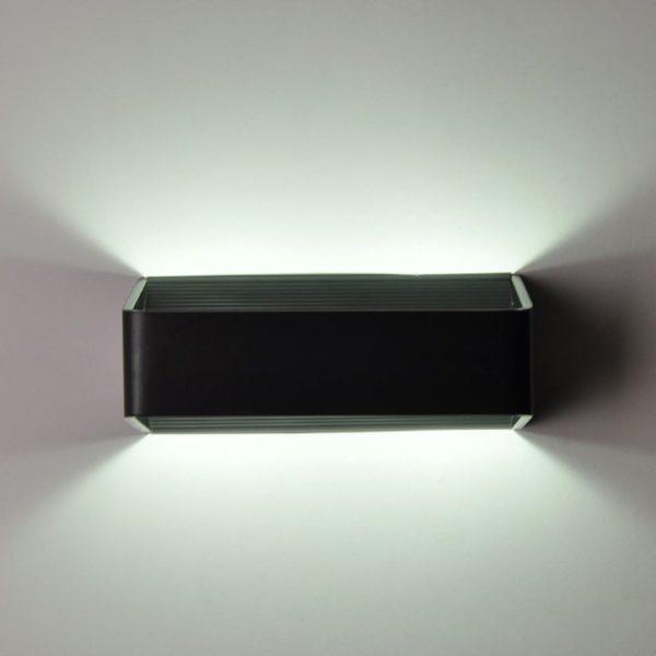 58b9dc3b8b1bd23ca4fd895f3a18ec6d 600x600 - Бра декоративное BRICK, черный, 5Вт, 3000K, IP20, GW-8210-5-BL-WW