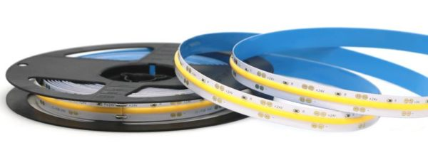 5b772d8293105b811d01223c2eb96d1a 600x225 - Лента светодиодная LUX, FOB, 640 LED/м, 14 Вт/м, 24В, IP33, (4000K)