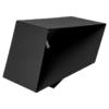 5c2c821e00da9ac90db43aa669786a5e 100x100 - Бра декоративное PALMIRA, черный, 3Вт, 3000K, IP20, GW-1101-1-3-BL-WW