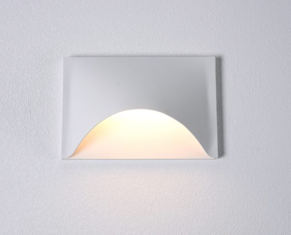 6c6e61bf228438c894b6ec1f92aa2eec 600x484 - Настенный светильник KONVERT, белый, 9Вт, 3000K, IP54, LWA0029A-WH-WW