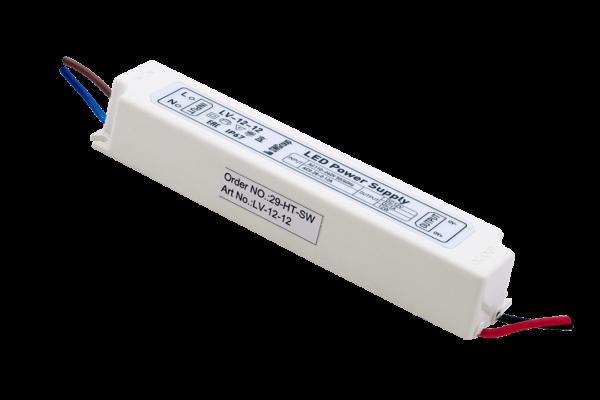75d0f94897945c64c8b73fa5984cbdc1 600x400 - Блок Питания для ленты IP 67 пластик 12 W, 12V