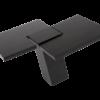 7867513b8e9984b33b2d0b9a4b74f7f9 100x100 - Настенный светильник , черный, 24Вт, 3000K, IP20, C0108A-BL-WW