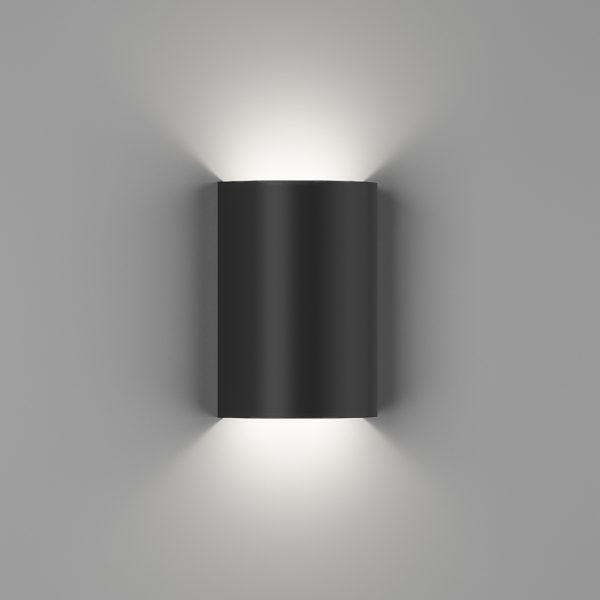 78985eee72f6a26b081c46f463d4bda3 600x600 - Настенный светильник TUBE, черный, 6Вт, 3000K, IP20, GW-6805-6-BL-WW