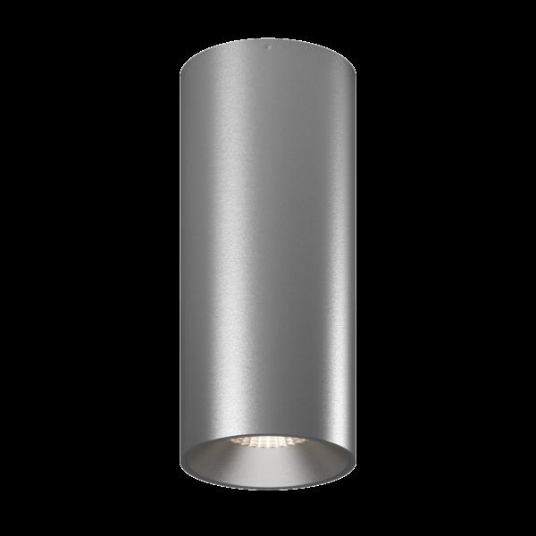 84480605b30bbd224bc3671dcc3775d8 600x600 - Светильник VILLY, потолочный накладной, 15Вт, 3000K, серебряный 1