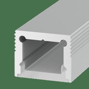 859995ccea3b85a8957c177efcd90449 300x300 - Накладной алюминиевый профиль LS.1613 для однорядной ленты