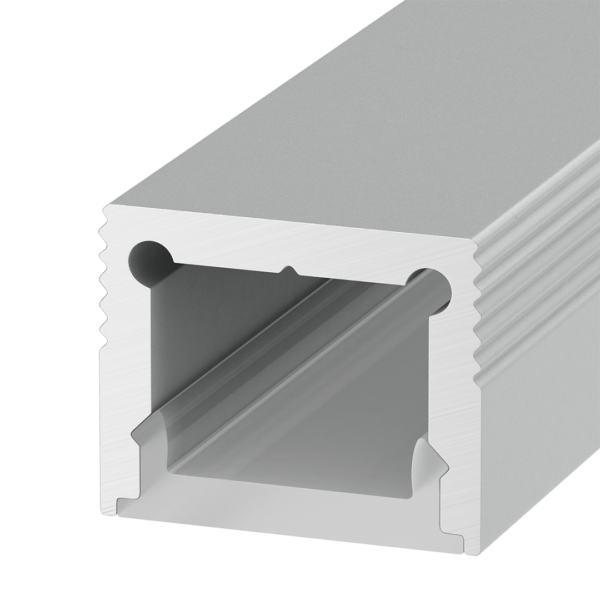 859995ccea3b85a8957c177efcd90449 600x600 - Накладной алюминиевый профиль LS.1613 для однорядной ленты