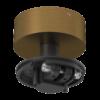 86e0f9b11abe8b75216b9e3b21386324 100x100 - Крепление сменное М3 для светильников VILLY, поворот. наклад., цвет бронзовый