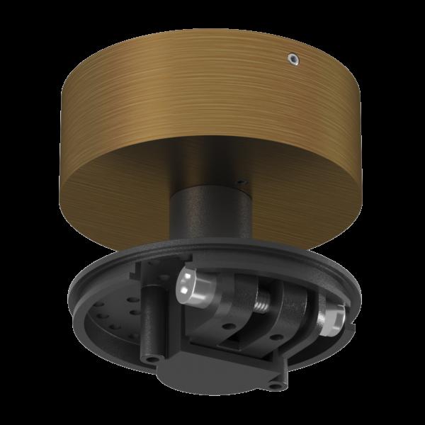 86e0f9b11abe8b75216b9e3b21386324 600x600 - Крепление сменное М3 для светильников VILLY, поворот. наклад., цвет бронзовый