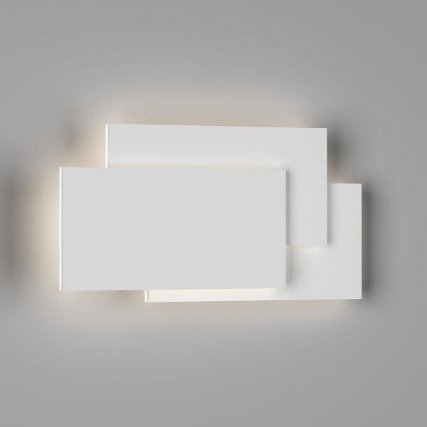 8799aab15f7d46cbd9f98447b4f78675 600x600 - Настенный светильник SHADE, белый, 12Вт, 4000K, IP20, GW-6809-12-WH-NW