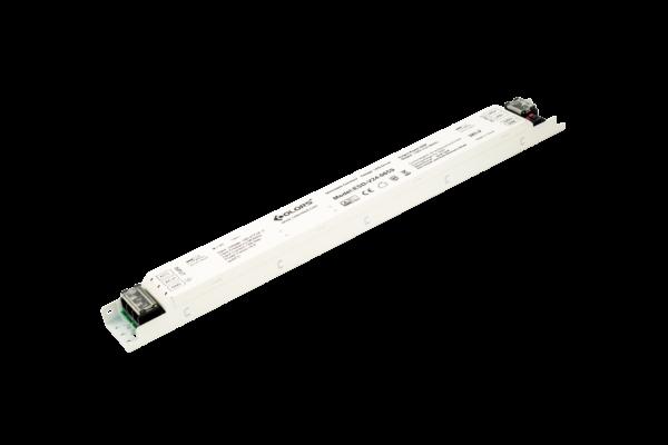 8dfe6a44882492cf37188cd410458b4d 600x400 - Блок питания для светодиодной ленты LUX встр. в профиль, диммируемый, 24В, 65Вт, IP40