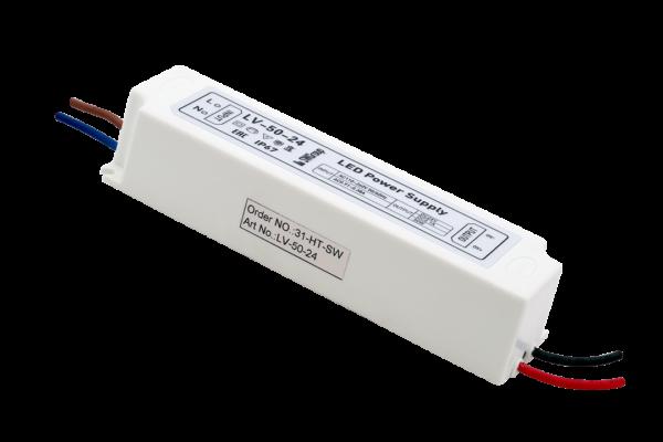900be177c818f5495e5f07effc51e44f 600x400 - Блок Питания для ленты IP 67 пластик 50 W, 24V