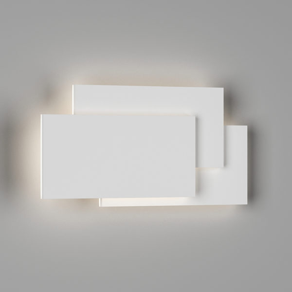 96cd269e761869c3fd0e4b72579e1bca 600x600 - Настенный светильник SHADE, белый, 12Вт, 3000K, IP20, GW-6809-12-WH-WW