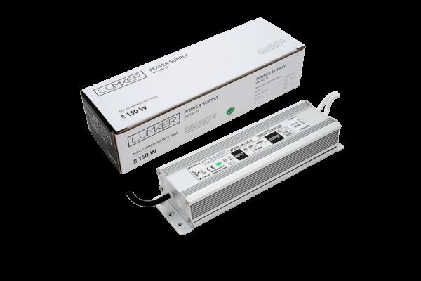 9b872c4434d4d6e4e0a9743df6b04eb0 600x400 - Блок питания для светодиодной ленты LUX влагозащ., 12В, 150Вт, IP67