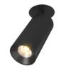 9c8011d3f6eea71a94a00c6702481fec 100x100 - Крепление сменное М1 для светильников VILLY, поворот. встр. в гипсокартон, цвет черный