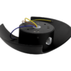 a5569cc9e08f84d465fbbb02c14c7475 100x100 - Настенный светильник BRAND, черный, 2*3Вт, 3000K, IP54, LWA0121A-BL-WW