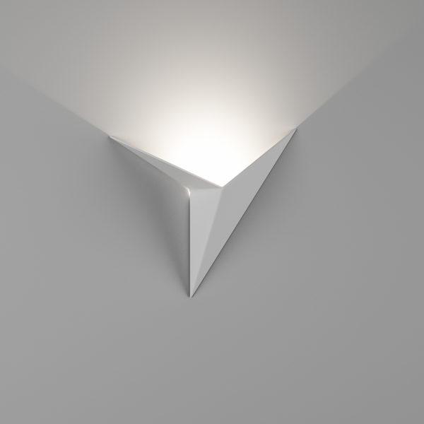 a6104805e501c841deb737f34517d176 600x600 - Бра декоративное TRIK , белый, 3Вт, 3000K, IP20, GW-9103-3-WH-WW