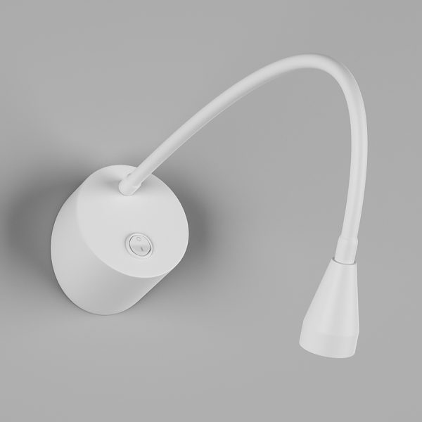a8f8feb3b7df98f879ebfa61742a98a8 600x600 - Настенный светильник BED, белый, 3Вт, 3000K, IP20, BQ004103-A-3-WH-WW