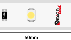 aaeba34a2d3f8d0bf2176553dc2570a7 300x170 - Лента светодиодная LUX, 3528, 60 LED/м, 4,8 Вт/м, 12В, IP65, хол. белый (6000K)