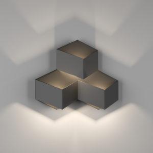 af38879bff1ec7b46924d8873b585881 300x300 - Бра декоративное PALMIRA, черный, 9Вт, 3000K, IP20, GW-1101-3-9-BL-WW