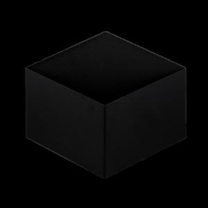 b2e1820a9449d802730093f14e409bff 300x300 - Бра декоративное PALMIRA, черный, 3Вт, 3000K, IP20, GW-1101-1-3-BL-WW