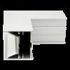 b3b956b432b47e7294b649be26fa5913 100x100 - Угловой L-образный коннектор L9086-L90W для профиля L9086