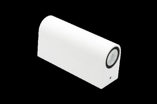 b6fb570b8f97a84661fdf98b31a7031c 600x400 - Настенный светильник FLAME-1, белый, 2*7Вт, 3000K, IP65, LWA0149A-WH-WW