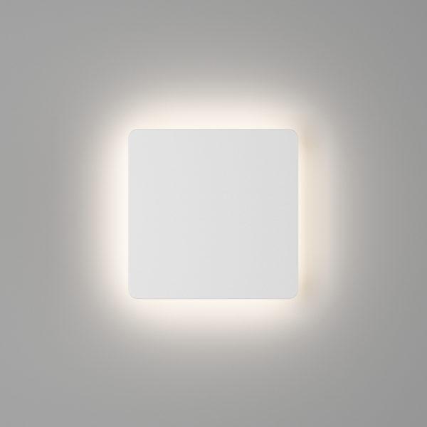 c12e3992c37e5d2b230aca7bd2aa86ec 600x600 - Настенный светильник RUBIK, белый, 12Вт, 3000K, IP20, LWA807A-WH-WW