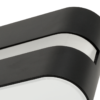 c1586a74e9420580cb1079f0fb1fcd2c 100x100 - Бра декоративное RAZOR LN, черный, 6Вт, 3000K, IP20, GW-1557-6-BL-WW