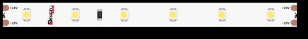 c3c9fd9b3129004fcb5de314f9d7429f 600x76 - Лента светодиодная LUX, 3528, 60 LED/м, 4,8 Вт/м, 24В, IP65, (4000K)