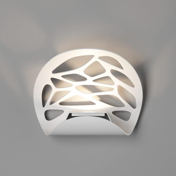 cce5b14e2713eda1c3bbb12f61527c54 600x600 - Настенный светильник COSMOS, мат. белый, 10Вт, 3000K, IP20, GW-A860-10-WH-WW