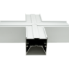 d32a1692f5c277c331e69a7863c20f82 100x100 - Угловой X-образный коннектор L9086-X90 для профиля L9086