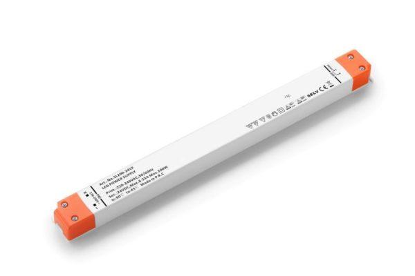 e31c029e6c14bec899be5d39942e5210 600x400 - Блок питания для светодиодной ленты LUX сверхтонкий, 24В, 200Вт, IP20