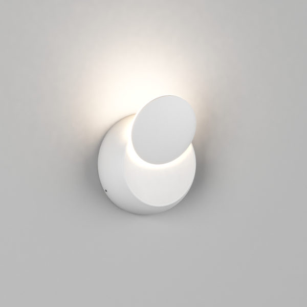 e43b0fd72b45d75ca5cbd5a28dd708a7 600x600 - Настенный светильник MUN, белый, 5Вт, 3000K, IP20, GW-6100-5-WH-WW