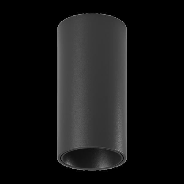 ea9605d2357ea8007a5f65d9a835bbda 600x600 - Светильник MINI VILLY S укороченный, потолочный накладной, 9Вт, 4000K, черный