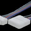 efe9d23bf43af147fc72a0523042f9f8 100x100 - Коннектор для ленты RGB  для подключения к БП (Ш 10 мм, L провода 15 см )