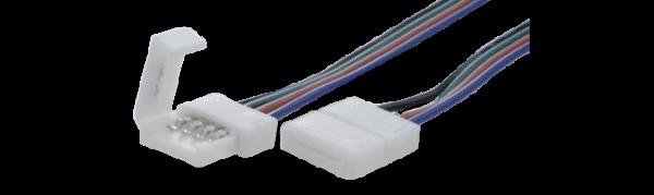 efe9d23bf43af147fc72a0523042f9f8 600x179 - Коннектор для ленты RGB  для подключения к БП (Ш 10 мм, L провода 15 см )