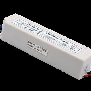 f7b3db85763d795aad9d13a0bdbb35a9 300x300 - Блок Питания для ленты IP 67 пластик 40 W, 12V