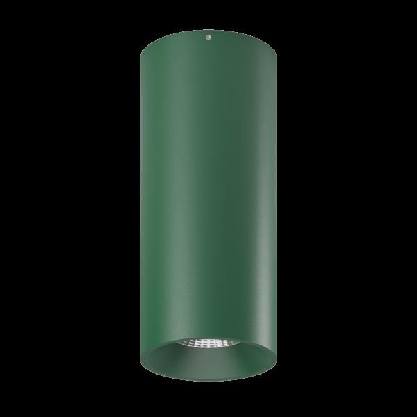 fbab52ac895b32d21381c332d466ad5a 600x600 - Светильник VILLY, потолочный накладной, 15Вт, 3000K, зеленый