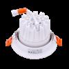 0172225eb83c3834dda482efddf9c886 100x100 - Светильник светодиодный потолочный встр. накл., DL-KZ, белый, 12Вт, IP20, Теп.белый (3000К)