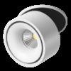 09a08670aef4f5ac719cc8e56dcacb8d 100x100 - Светильник светодиодный потолочный встр. поворотный, MJ-1001, белый, 13Вт, IP20, Теп.белый (3000К)