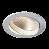 0c8e22f8ec333c52472e6861759d5c60 100x100 - Светильник светодиодный потолочный встр. накл., DL-KZ, белый, 18Вт, IP20, Теп.белый (3000К)