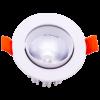 0e2ca9deb6ddba51f2d8338474e7c3f3 100x100 - Светильник светодиодный потолочный встр. накл., DL-KZ, белый, 7Вт, IP20, Теп.белый (3000К)