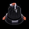 139a08a3da579e19af4045648156cf73 100x100 - Светильник светодиодный потолочный встр. накл., DL-KZ, черный, 12Вт, IP20, (4000К)